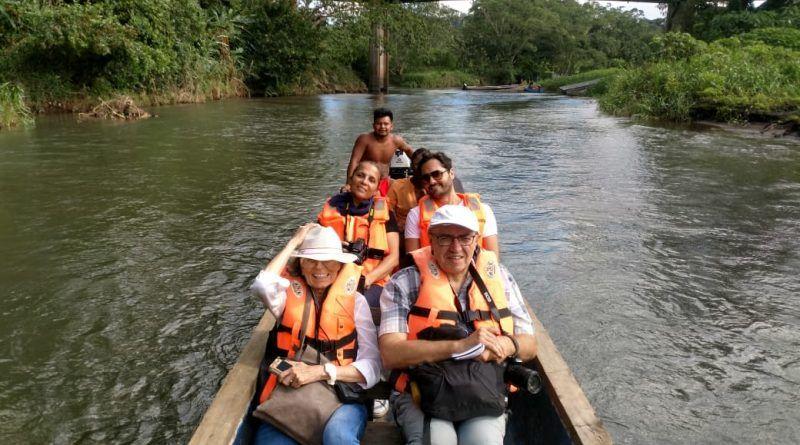 periodistas en Panamá