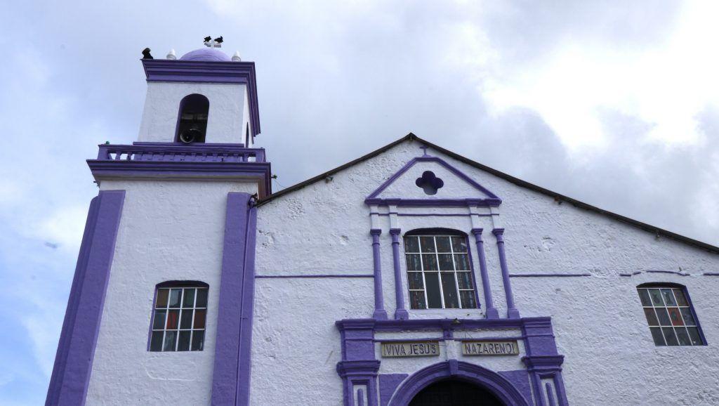 Iglesia del Cristo Negro de Portobelo