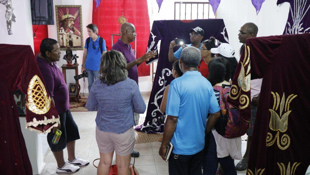 Museo del Cristo Negro de Porobelo
